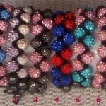 Двойные браслеты Шамбала