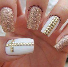 стиль ногти 2014