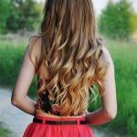 красивая укладка волос, как правильно завивать локоны