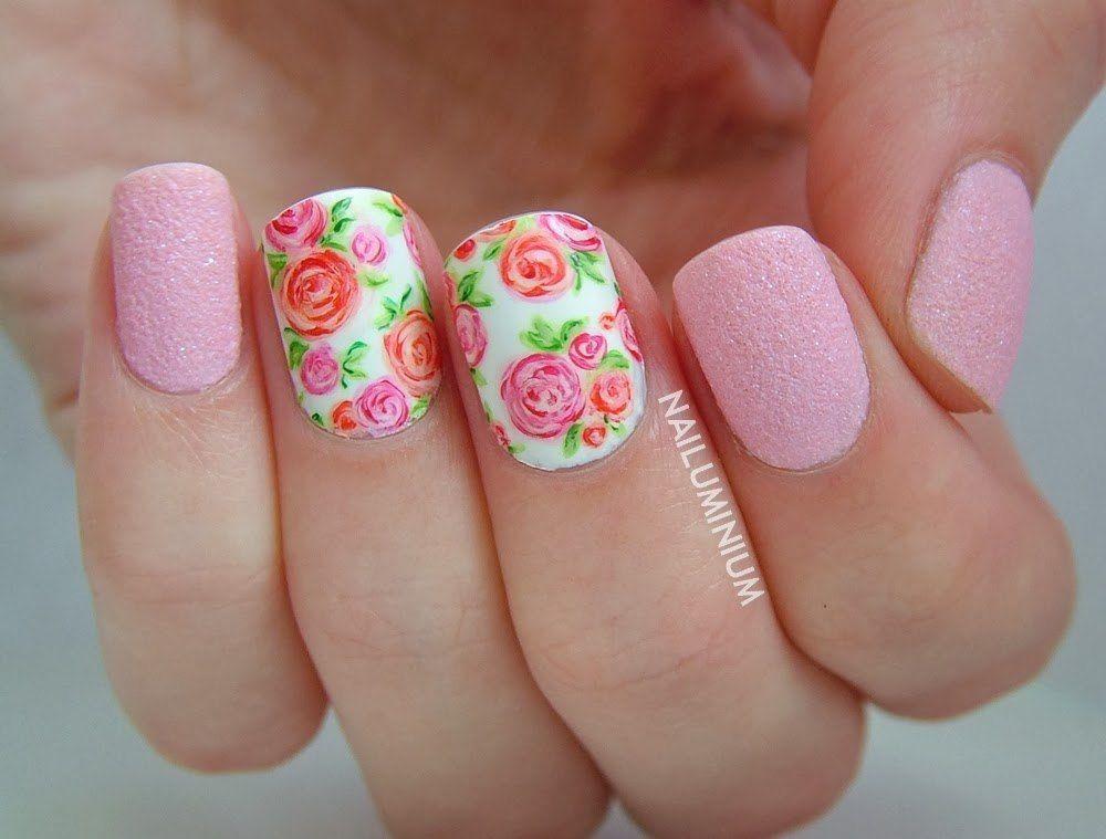 ногти-цвет