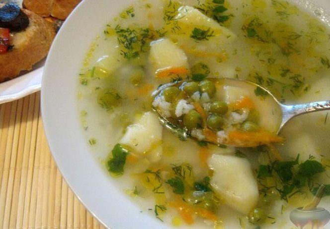 рисовый супик