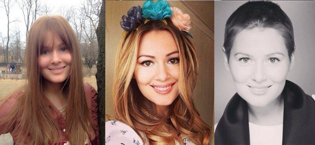 фото марии кожевниковой: три образа актрисы
