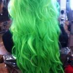 зеленые-волосы