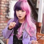 фото-розовых волос
