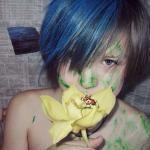 цветные-волосы