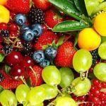 ягоды витамины