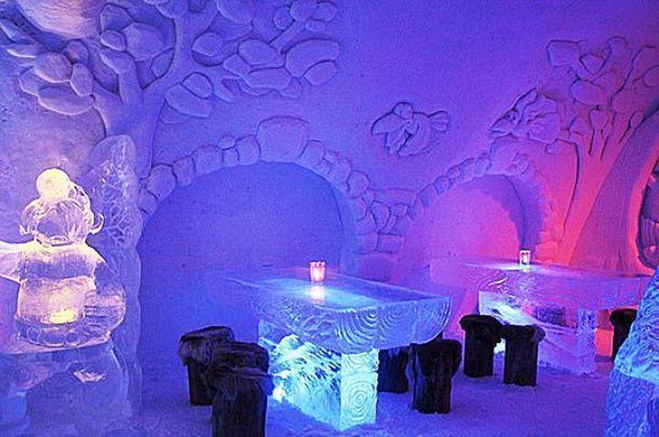 лед ресторан