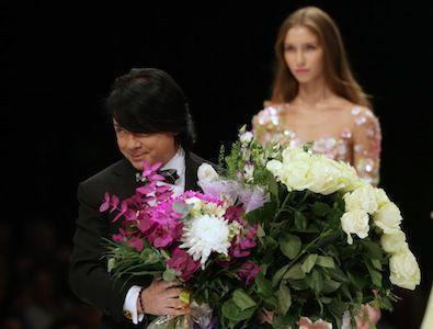 Открытие Moscow Fashion Week в Гостином дворе