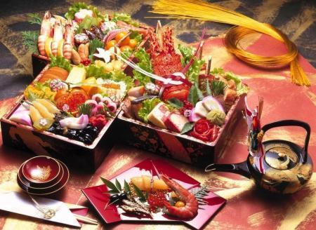 япония блюда