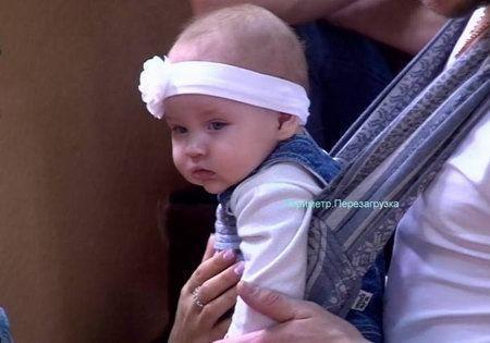 дочь элины и саши задойного