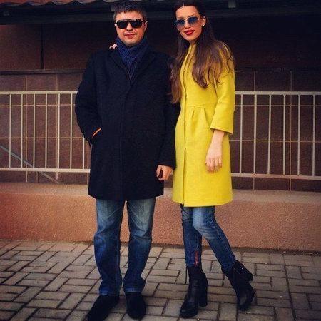 инесса шевчук с папой