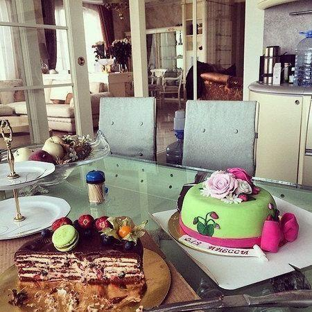 торт инессы