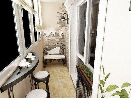 фото балкон