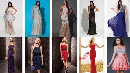 выпускные платья бал 2015 3