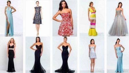 выпускные платья 2015 12