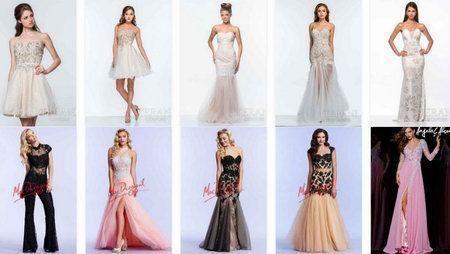 выпускные платья 2015 18