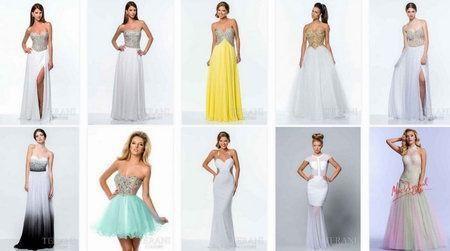 выпускные платья 2015 20