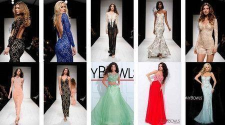 выпускные платья 2015 25