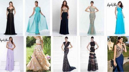 выпускные платья 2015 3