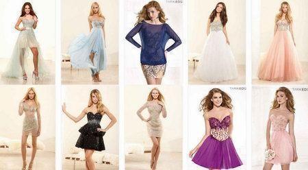 выпускные платья 2015 30