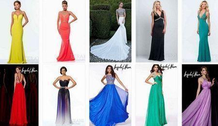 выпускные платья 2015 5