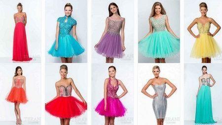 выпускные платья 2015 7