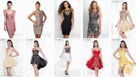 выпускные платья 2015 8