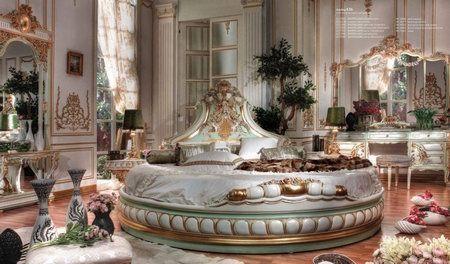 царская кровать