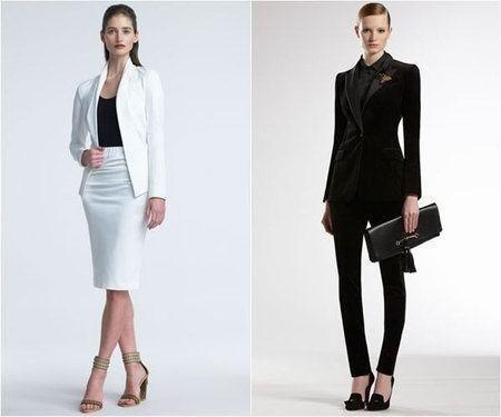 костюмы дресс код деловой стиль