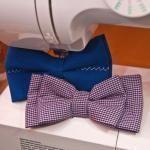 галстук бабочка своими руками — копия