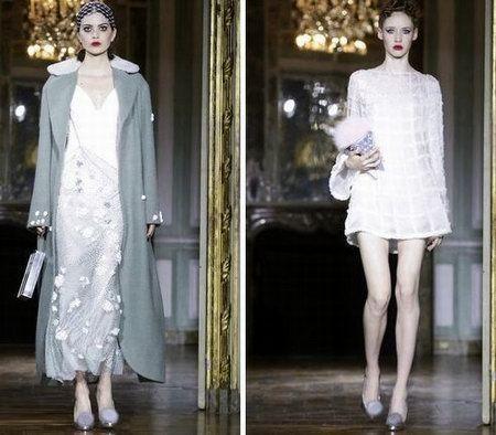 мода сергеенко пальто платье 2015-2016