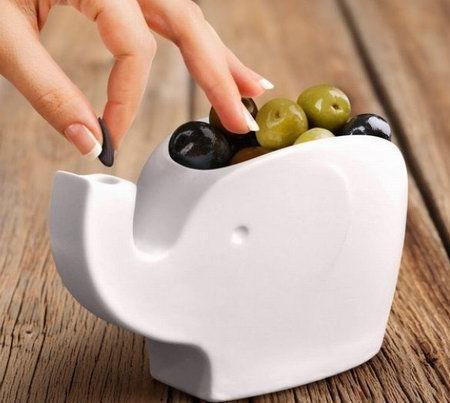 чашка для закуски маслин