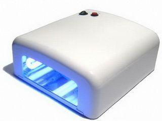 UV-lampa-dlya-sushki-gel-laka флуоресцентная ув лампа