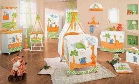 mebel-dlya-komnaty-novorojdennogo-детская комнатка