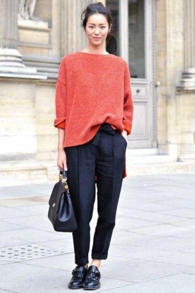 свитер брюки 2015