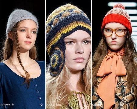 Самые модные шапки своими руками 895