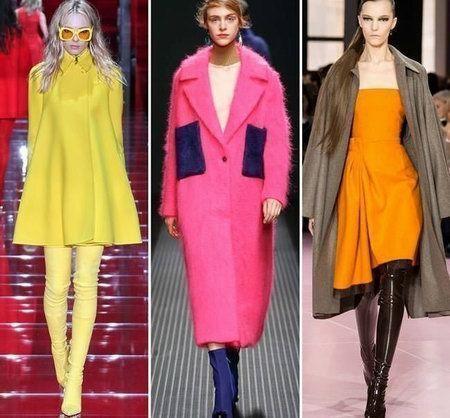 неоновые мода 2016