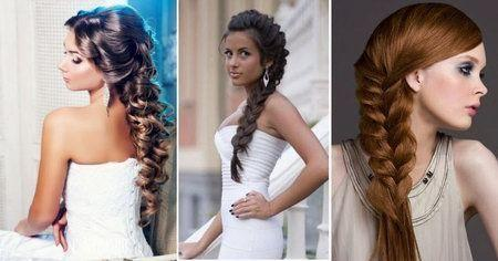 Причёски 2016 года женские на длинные волосы своими руками