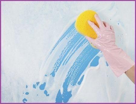 мыть окна без разводов