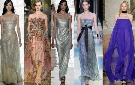 платья декольте 2016