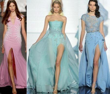 свободные платья