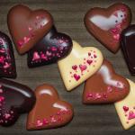 валентинка сладкая