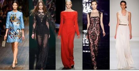 модные-платья