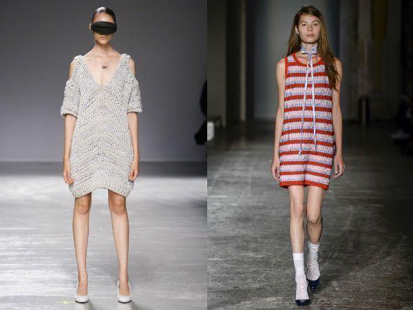 модные туники весна 2016