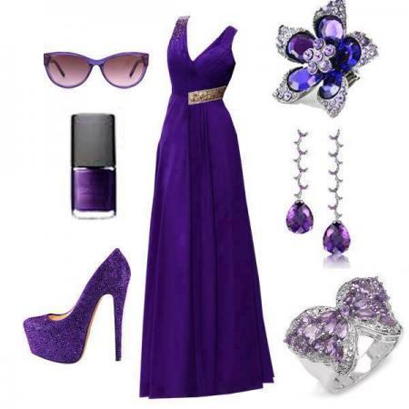 purple-maxi-evening-dress-платье выпускн