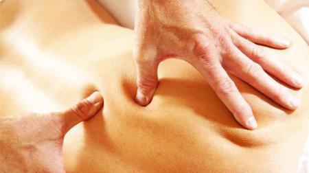 Лечебный точечный массаж