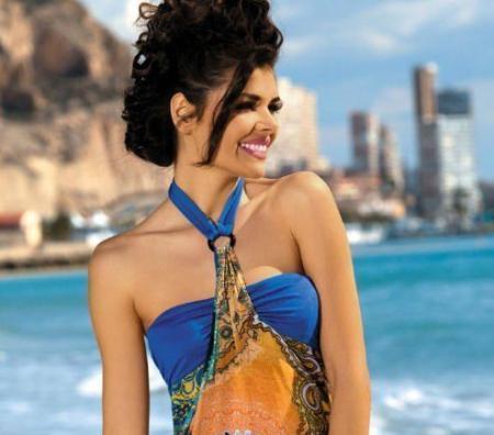 летняя пляжная одежда