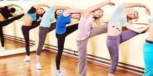 Занятия боди балетом в Москве