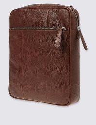 Что нужно знать, подбирая мужскую сумку?