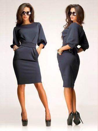 4f1f6e5fd91 Строгие платья  фасоны